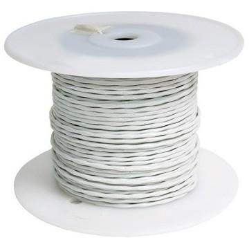 Câble électrique blindé M27500 1 conducteur