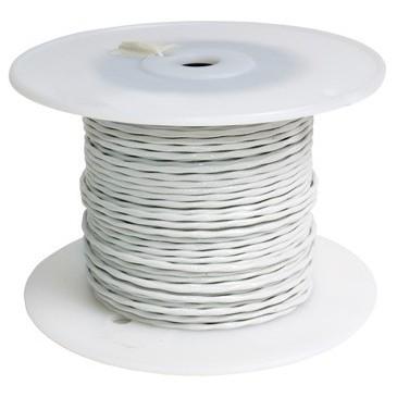 Câble électrique blindé M27500 2 conducteurs