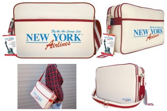 Retro bag Airlines New York