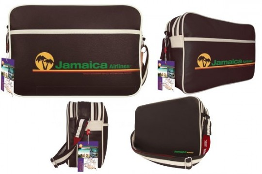 Retro bag Airlines Jamaïca