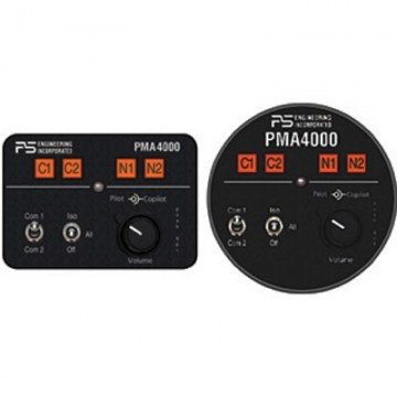 Panneau audio PS Engineering PMA4000