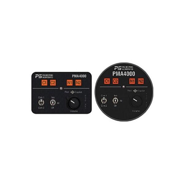 Panneau audio PS Engineering PMA4000