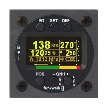 Instrument de vol primaire digital Funke BFI-57