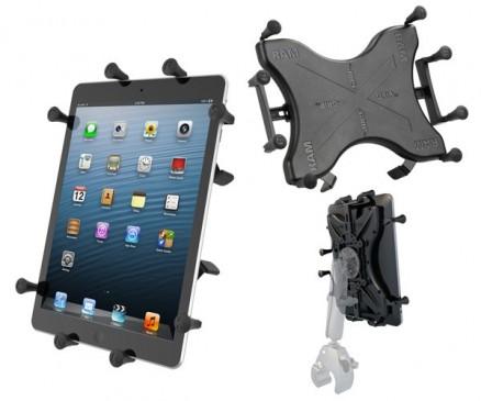 "Berceau universel RAM Mount Tablet PC X-Grip III pour tablette 9""-10"""