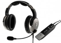 Casque ANR Lightspeed Zulu PFX avec Bluetooth et FlightLink