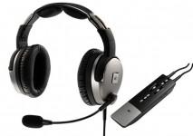 Casque ANR Lightspeed Zulu PFX avec Bluetooth et FlightLink