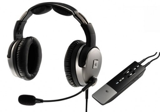 Casque ANR Lightspeed PFX avec Bluetooth et FlightLink