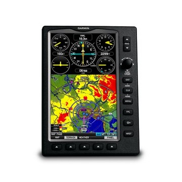 GPS aviation Garmin GPSMAP 695