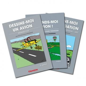 Pack Préparation Au Vol Cépaduès