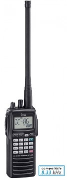VHF mobile Icom IC-A6FRII