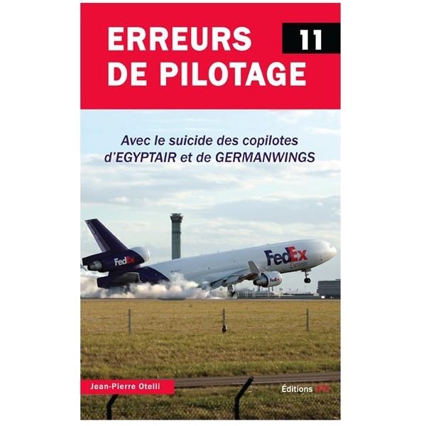 Erreurs de pilotage - Tome 11