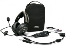Casque Bose A20 ANR - avion Ulm double jack