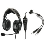 Casque Bose A20 ANR - double jack | sans Bluetooth