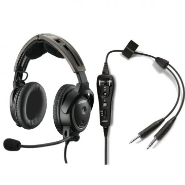 Bose A20 ANR - double jack | sans Bluetooth