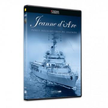 DVD - Jeanne d'Arc - Porte-hélicoptères de légende - 1960 / 2010