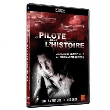 DVD - Un pilote dans l'histoire – Jacques de Saint Phalle au Normandie-Niemen