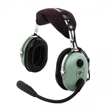 Casque aviation David Clark H10-13S - casque passif stéréo