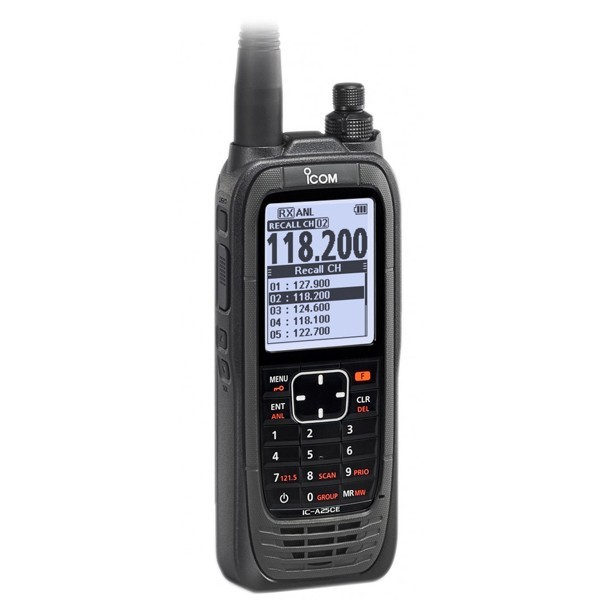 VHF portable ICOM IC-A25CE