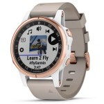 Montre GPS aviation Garmin D2 Delta S