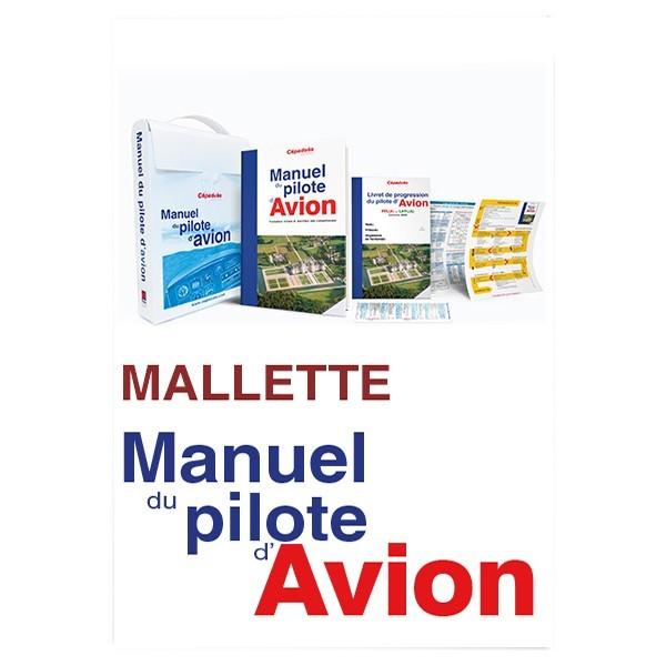 Mallette du Manuel du Pilote Avion - 18e édition