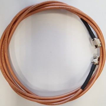 Câble d'antenne RG142 TNC-BNC
