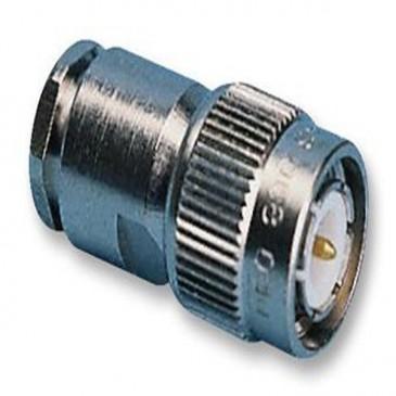 Connecteur BNC, mâle, droit, à souder RG-58, RG-142, RG-400