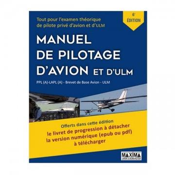 Manuel de pilotage d'avion - 6ème édition