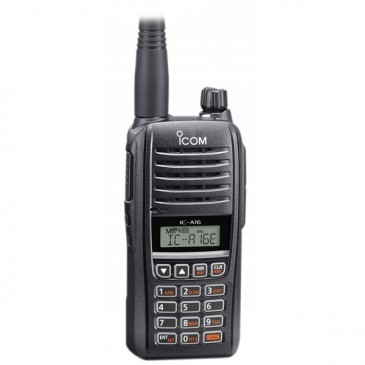 VHF mobile Icom IC-A16E