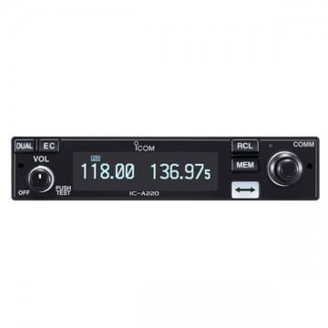 Radio VHF Icom IC-A220T