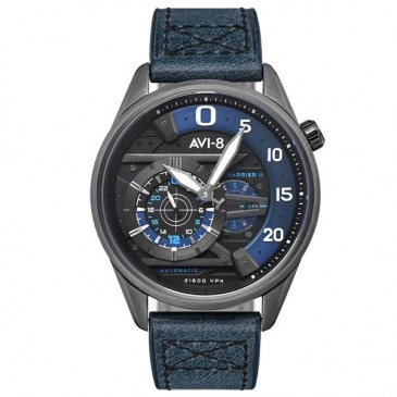 Montre Avi8 Hawker Harrier II Ace Of Spades - AV-4070-02