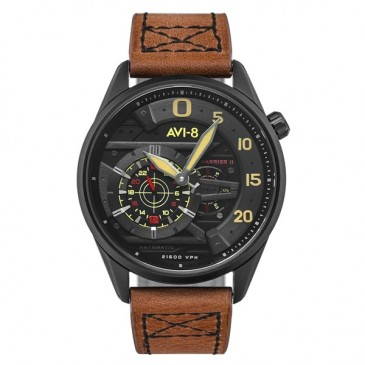 Montre Avi8 Hawker Harrier II Ace Of Spades - AV-4070-04