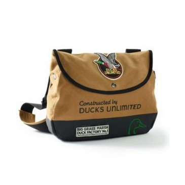 Sac en bandoulière Red Canoe Duck Unlimited