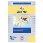 Carte VFR SIA 2020 au 1:250 000 - Nice, Côte d'Azur