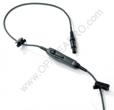 Câble Bose X version panel, connecteur LEMO, micro electret