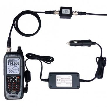 VHF portable ICOM IC-A25NEFR certifiée
