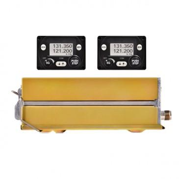 Radio VHF Trig TY91 Dual