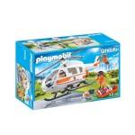 Hélicoptère médical Playmobil