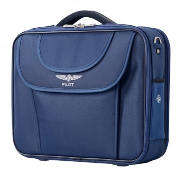 Mallette Daily Design4Pilots - Bleu