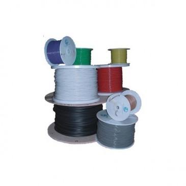 Câble électrique Tefzel M22759 - Blanc | Gauge 18