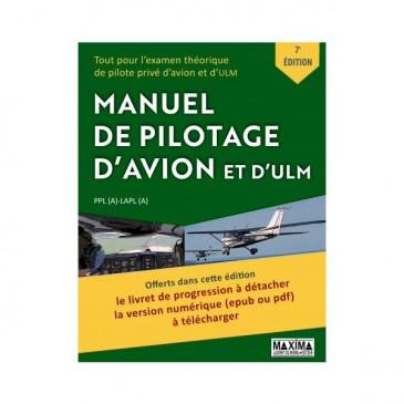 Manuel de pilotage d'avion - 7ème édition