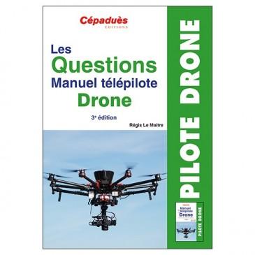 Règlementation du pilotage de drones - 7eme édition