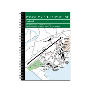 Pooleys United Kingdom Flight Guide 2020