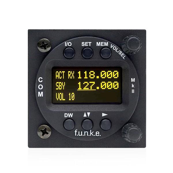 Radio VHF Funke ATR833-OLED