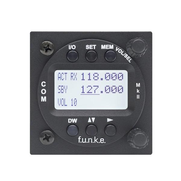 Radio VHF Funke ATR833-2K-LCD