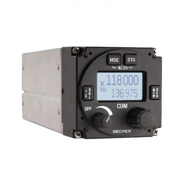 Radio VHF Becker AR6201