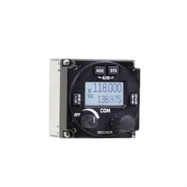 Unité de contrôle VHF Becker RCU6201