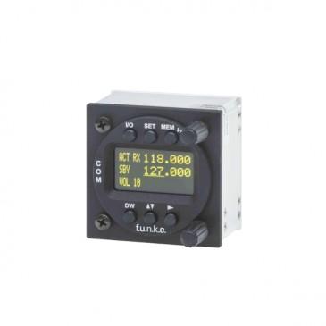 Unité de commande déportée VHF Funke ATR833RT-OLED