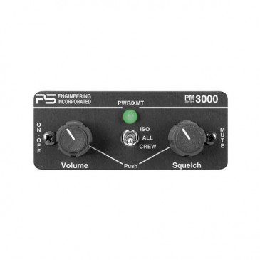 Intercom PS Engineering PM3000
