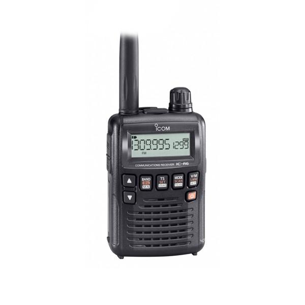 Récepteur portable Icom IC-R6