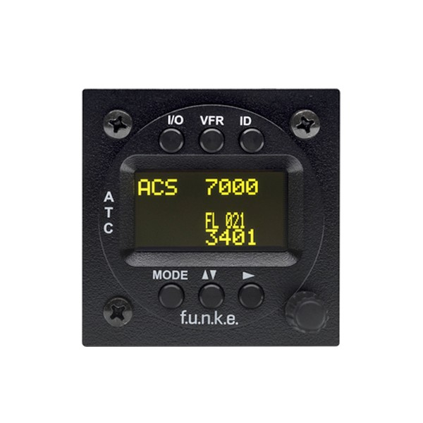 Transpondeur Funke TRT800H-OLED mode S